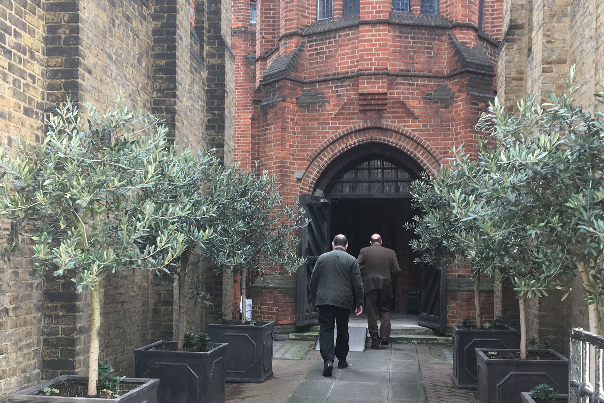 St Marys Bourne Street Today